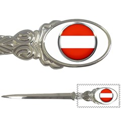 Austria Country Nation Flag Letter Openers