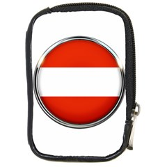 Austria Country Nation Flag Compact Camera Cases by Nexatart