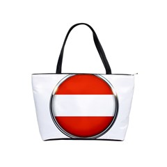Austria Country Nation Flag Shoulder Handbags