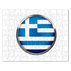 Greece Greek Europe Athens Rectangular Jigsaw Puzzl
