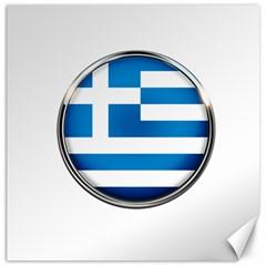 Greece Greek Europe Athens Canvas 12  X 12