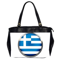 Greece Greek Europe Athens Office Handbags (2 Sides)
