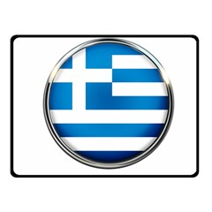 Greece Greek Europe Athens Fleece Blanket (small)