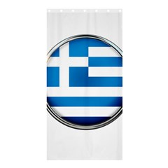 Greece Greek Europe Athens Shower Curtain 36  X 72  (stall)