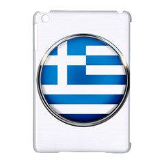 Greece Greek Europe Athens Apple Ipad Mini Hardshell Case (compatible With Smart Cover)