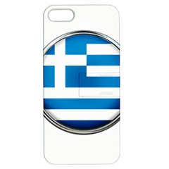 Greece Greek Europe Athens Apple Iphone 5 Hardshell Case With Stand