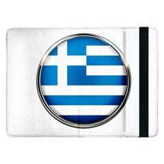 Greece Greek Europe Athens Samsung Galaxy Tab Pro 12 2  Flip Case by Nexatart