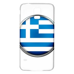 Greece Greek Europe Athens Samsung Galaxy S5 Back Case (white)