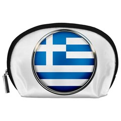 Greece Greek Europe Athens Accessory Pouches (large)
