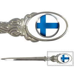 Finland Country Flag Countries Letter Openers