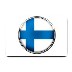 Finland Country Flag Countries Small Doormat