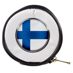 Finland Country Flag Countries Mini Makeup Bags