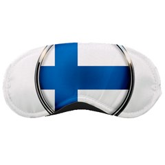 Finland Country Flag Countries Sleeping Masks