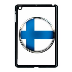 Finland Country Flag Countries Apple Ipad Mini Case (black)