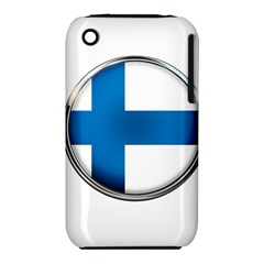 Finland Country Flag Countries Iphone 3s/3gs