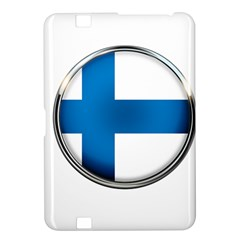 Finland Country Flag Countries Kindle Fire Hd 8 9