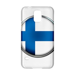 Finland Country Flag Countries Samsung Galaxy S5 Hardshell Case