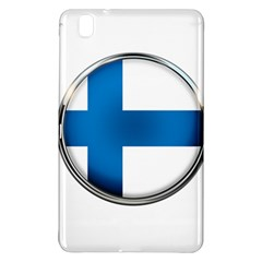 Finland Country Flag Countries Samsung Galaxy Tab Pro 8 4 Hardshell Case