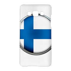 Finland Country Flag Countries Samsung Galaxy A5 Hardshell Case
