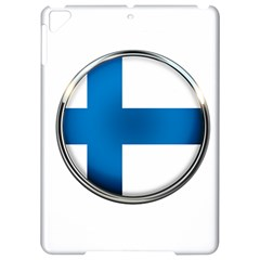 Finland Country Flag Countries Apple Ipad Pro 9 7   Hardshell Case by Nexatart
