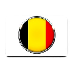 Belgium Flag Country Brussels Small Doormat