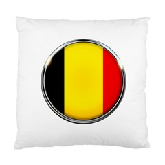 Belgium Flag Country Brussels Standard Cushion Case (one Side)