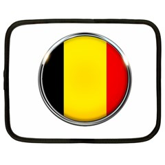 Belgium Flag Country Brussels Netbook Case (xxl)