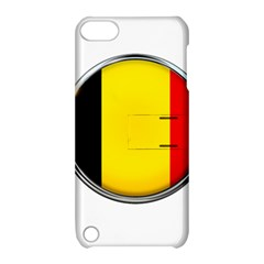 Belgium Flag Country Brussels Apple Ipod Touch 5 Hardshell Case With Stand