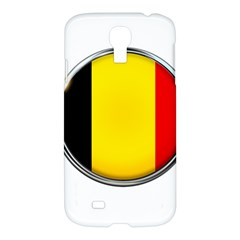 Belgium Flag Country Brussels Samsung Galaxy S4 I9500/i9505 Hardshell Case