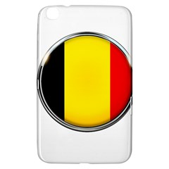 Belgium Flag Country Brussels Samsung Galaxy Tab 3 (8 ) T3100 Hardshell Case