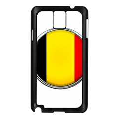 Belgium Flag Country Brussels Samsung Galaxy Note 3 N9005 Case (black)