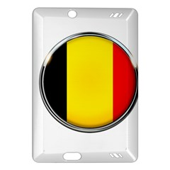 Belgium Flag Country Brussels Amazon Kindle Fire Hd (2013) Hardshell Case