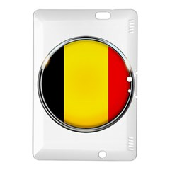 Belgium Flag Country Brussels Kindle Fire Hdx 8 9  Hardshell Case