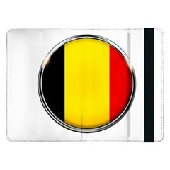Belgium Flag Country Brussels Samsung Galaxy Tab Pro 12 2  Flip Case