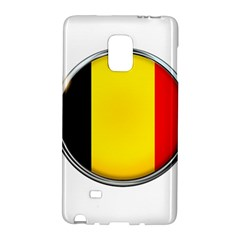 Belgium Flag Country Brussels Galaxy Note Edge