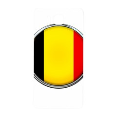 Belgium Flag Country Brussels Samsung Galaxy Alpha Hardshell Back Case