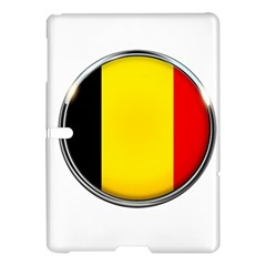 Belgium Flag Country Brussels Samsung Galaxy Tab S (10 5 ) Hardshell Case