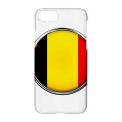 Belgium Flag Country Brussels Apple Iphone 7 Hardshell Case