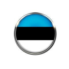 Estonia Country Flag Countries 5 5  X 8 5  Notebooks by Nexatart