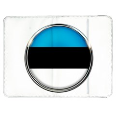Estonia Country Flag Countries Samsung Galaxy Tab 7  P1000 Flip Case