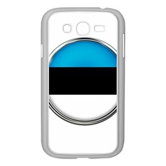 Estonia Country Flag Countries Samsung Galaxy Grand Duos I9082 Case (white)