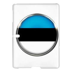 Estonia Country Flag Countries Samsung Galaxy Tab S (10 5 ) Hardshell Case