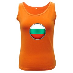 Bulgaria Country Nation Nationality Women s Dark Tank Top