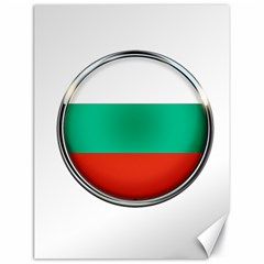 Bulgaria Country Nation Nationality Canvas 18  X 24