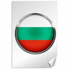 Bulgaria Country Nation Nationality Canvas 20  X 30