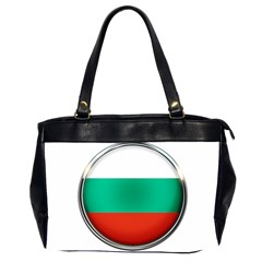Bulgaria Country Nation Nationality Office Handbags (2 Sides)