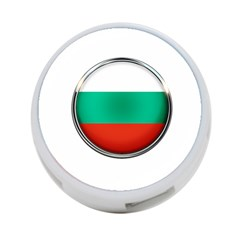 Bulgaria Country Nation Nationality 4 Port Usb Hub (one Side)
