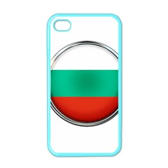 Bulgaria Country Nation Nationality Apple Iphone 4 Case (color)