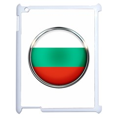 Bulgaria Country Nation Nationality Apple Ipad 2 Case (white)