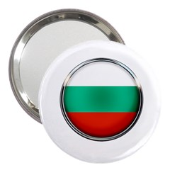 Bulgaria Country Nation Nationality 3  Handbag Mirrors